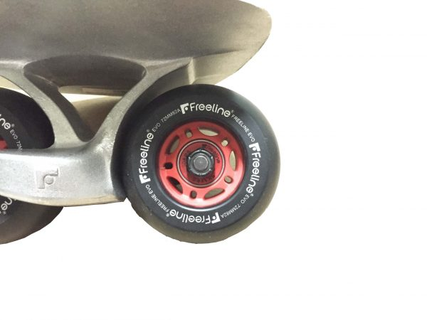 Freeline Pro Evo wheels close up